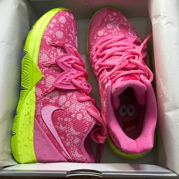 Nike Kyrie 5 Patrick Size 4y Brand New
